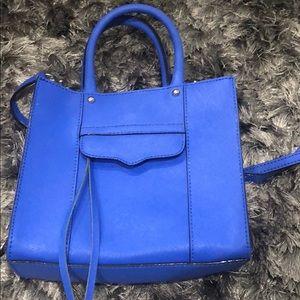 Rebecca Minkoff Mini Blue Bag